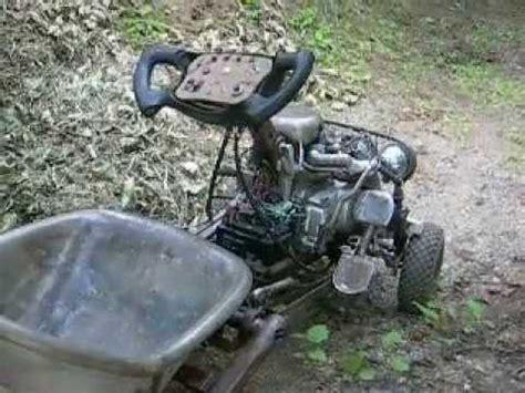 el yapimi  tekerlekli canavar  youtube