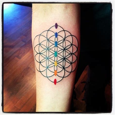 tattoo flower of life 80 sacred geometry tattoos that will take your breath away