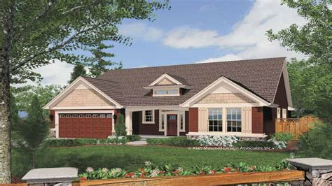 craftsman house plans one story one story craftsman style exterior one story craftsman