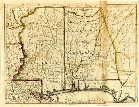 State Of Mississippi Records 1817 State Of Mississippi And Alabama Territory Alabama Genealogy
