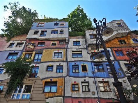 Hundertwasser House Vienna Sightseeing Info Tips