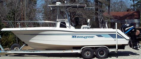 ranger boat vhf radio 1998 ranger 250c center console the hull truth boating