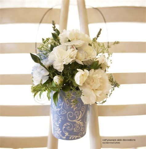 Wedding Aisle Flower Cones by Items Similar To 6 Wedding Ceremony Aisle Flower Vases