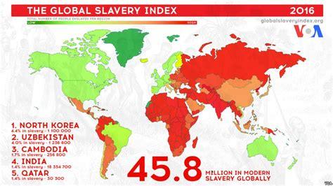 libro human trafficking a global mountain view mirror 46 million live in modern slavery
