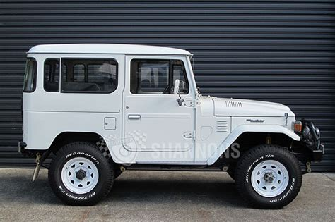 classic land cruiser for sale sold toyota bj42 swb landcruiser diesel auctions lot