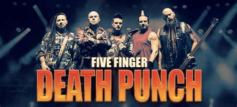 five finger death punch demon inside five finger death punch premiere new song quot fake quot metal
