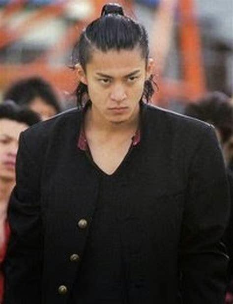 film genji takiya full gaya rambut genji dalam film crows zero