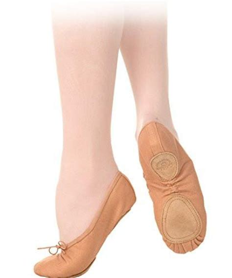 ballet slipper sizing grishko ballet slipper model 6 performance leather