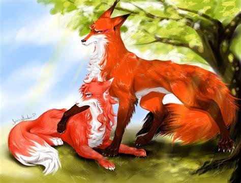 Anime Fox by Anime Foxes Ayushseminarmaha Info