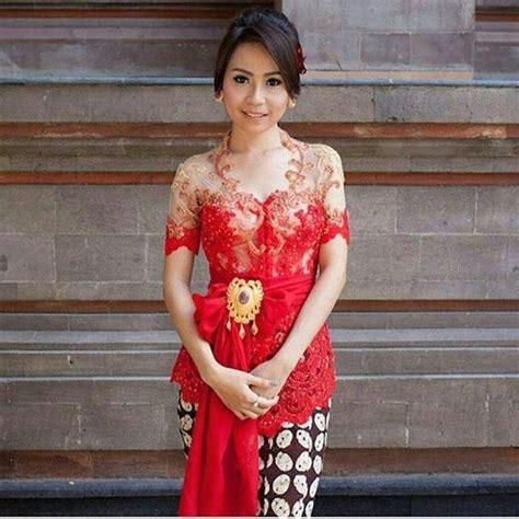 Aneka Model Kebaya Istri Ibas | aneka model kebaya modern untuk kamu saat wisuda fashion