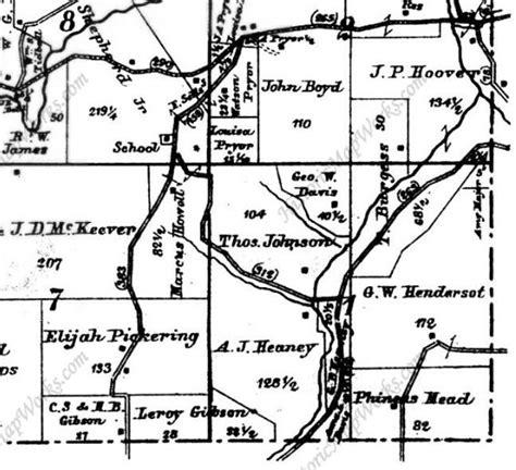 Belmont County Ohio Records Hissem Haney Family