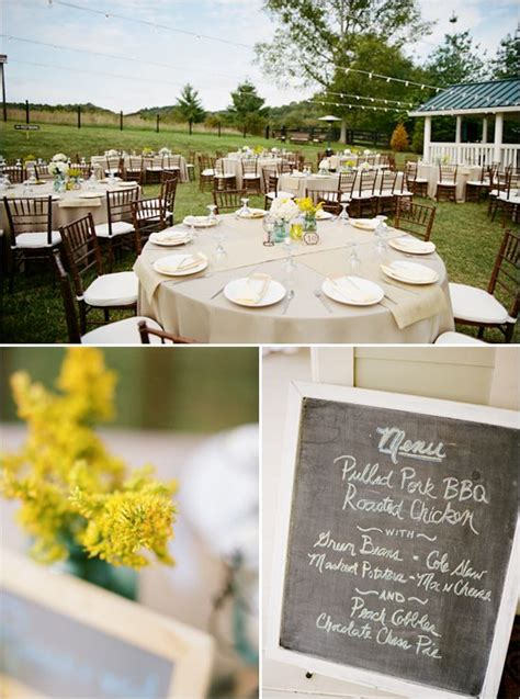 Backyard Wedding Menu Ideas 30 Best Images About Food For Reception On