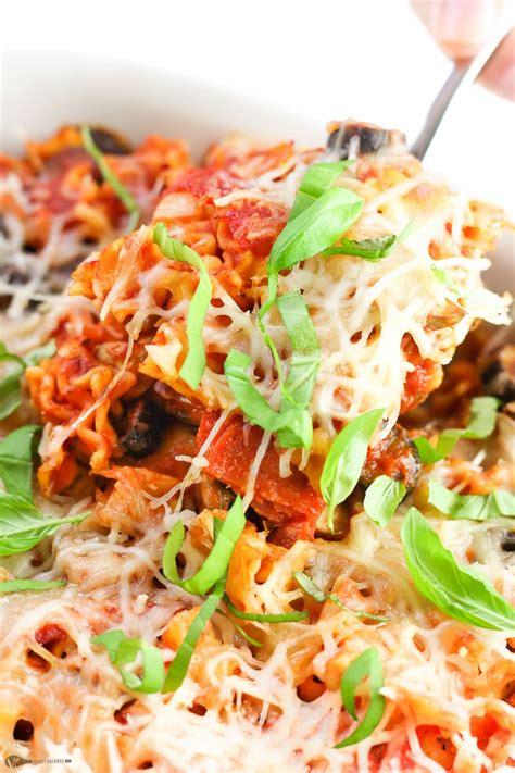 gluten free vegan casserole recipes pasta pizza casserole gluten free healthy veggiebalance
