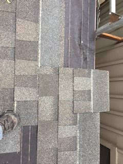 finish shingling eve   shed roof roofing