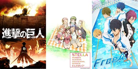 the top anime openings and endings of the summer 2013 season