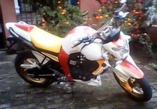 Lu Hid Motor Warna Kuning modif byson warna cerah kuning inspirasi modif