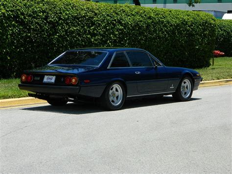 1982 ferrari 400i gt 5 speed manual for sale