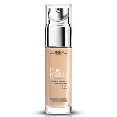 Loreal Foundation true match foundation l or 233 al kicks