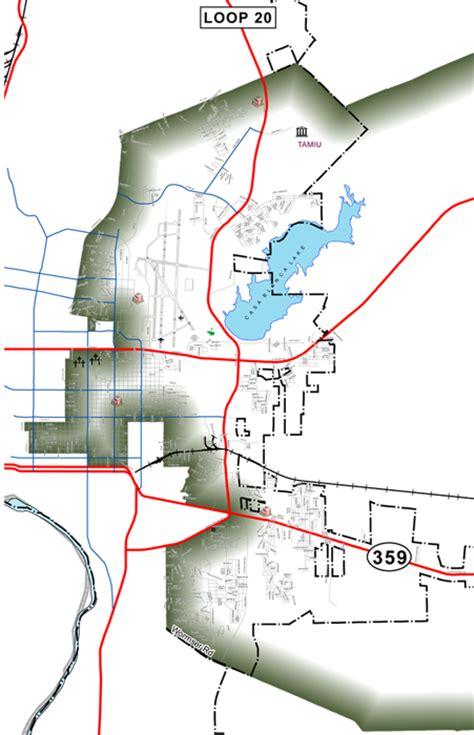 Webb County District Court Search Precinct 2 Map
