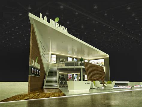 booth design egypt exhibition design la mirada booth cityscape cairo on