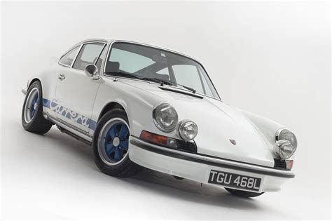 rare porsche 911 for sale rare rhd 1973 porsche 911 carrera rs 2 7 by