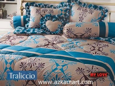 Sprei Merk Bed Cover My Terbaru 2014 Images