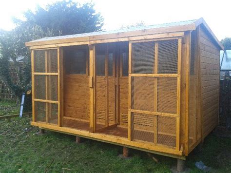 Pigeon Sheds by Pigeon Lofts In Dudley And Across The West Midlands