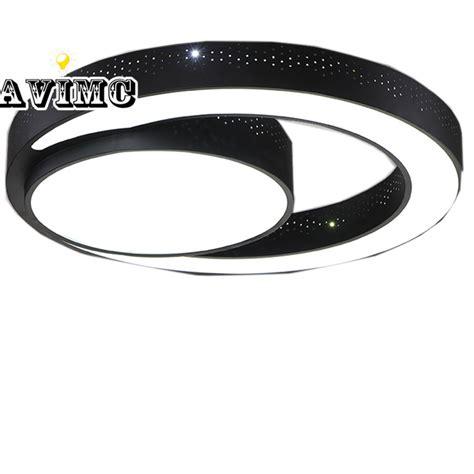 wall mounted ring light flush mounted led chandelier light modern acrylic ring