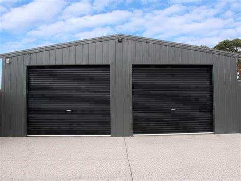 Gable Roof Garage Eureka Garages And Sheds Gable Roof Garage 10