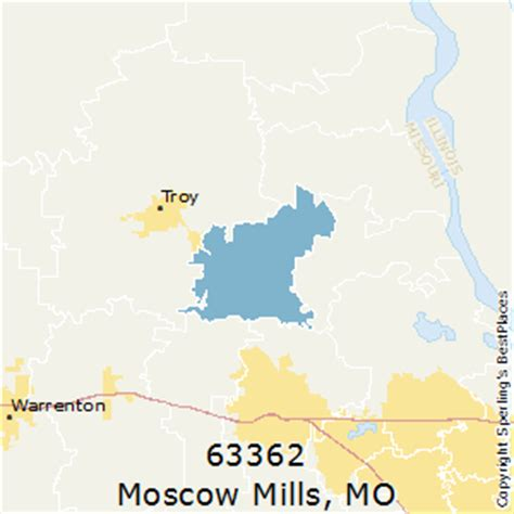 Best Places to Live in Moscow Mills (zip 63362), Missouri