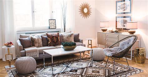 große le wohnzimmer dekoration wohnzimmerwand