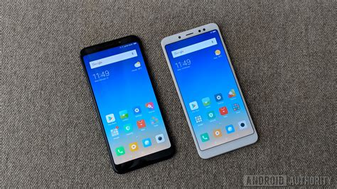 Handphone Xiaomi Redmi Note 5 xiaomi redmi note 5 5 pro vs honor 9 lite specs showdown android authority