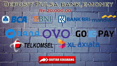 situs poker  terpercaya  indonesia melayani deposit ovo gopay dana
