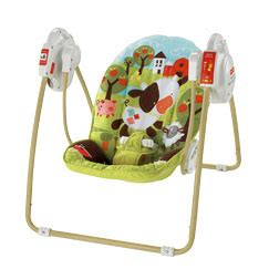 fisher price farm swing repeat offenders let s talk baby swings page 2 babycenter