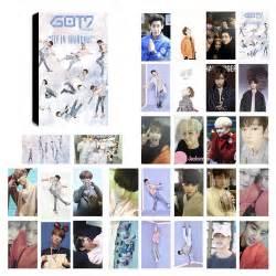 Photocard Set Kpop Got7 All Member got7 flight log departure lomo photocard set kpop mall usa
