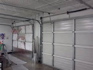 Garage door insulation panels regarding garage door insulation