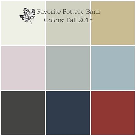 pottery barn colors pottery barn paint colors favorite paint colors