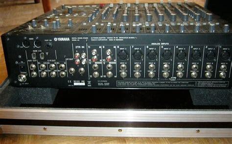Mixer Yamaha N12 yamaha n12 image 335838 audiofanzine