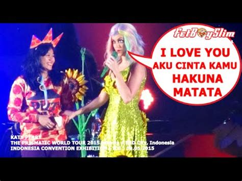 biography katy perry bahasa indonesia katy perry cindy learn bahasa live in bsd city jakarta