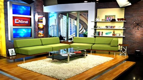 design tv shows wjbk set design talk shows broadcast design