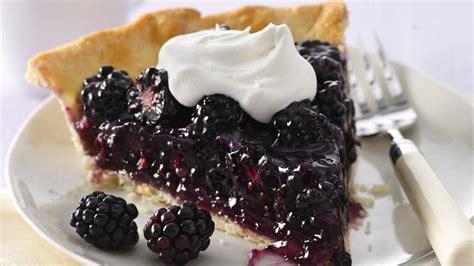 fresh blackberry pie recipe from pillsbury com