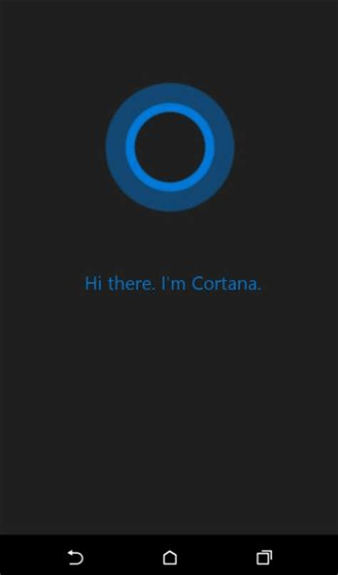 cortana on android cortana for android install cortana apk free