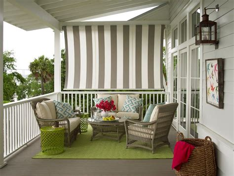 canvas porch swing canvas porch valance ideas porch eclectic with porch swing