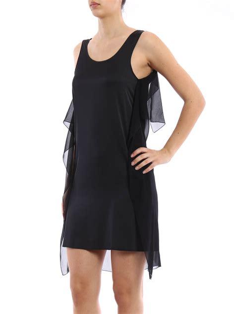 Mm 003 Dress Beautiful tulle detailed dress by mm6 maison margiela dresses ikrix