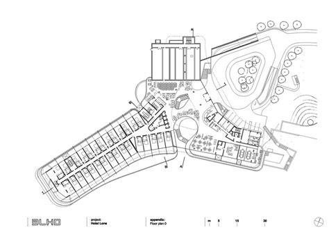 hotel floor plan dwg aeccafe archshowcase