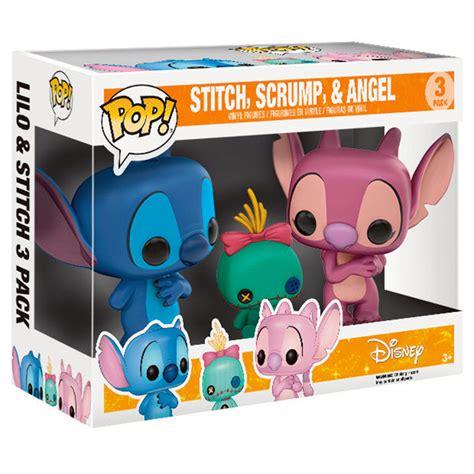 Funko Pop Lilo Stitch Scrump figurine stitch avec et scrump lilo et stitch funko pop