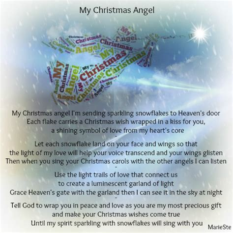christmas angel  grief toolbox