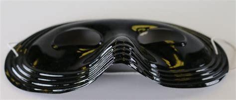 black domino halloween eye mask zorro