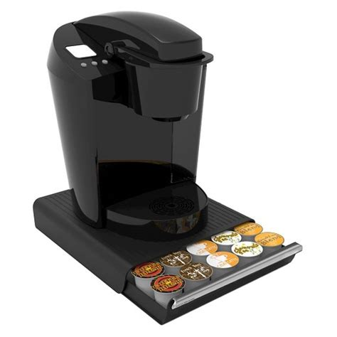 Coffee Pod Drawers by Mind Reader Coffee Pod Storage Drawer Target