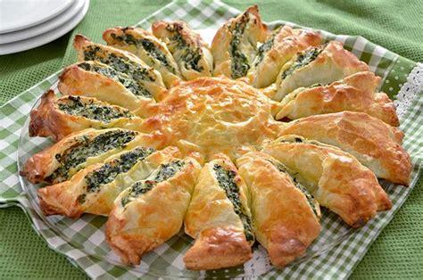 torte fiore ricetta torta fiore di ricotta e spinaci la ricetta